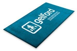 Schmutzfangmatte mit Logo